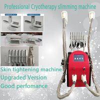 2020 máquina de Cryolipolysis grasa grasa adelgazamiento congelación reducir Cryolipolysis que adelgaza lipoláser cavitación estiramiento de la piel RF portátil