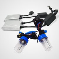 1 conjunto 55W Kit de lastro de metal HID Xenon lâmpada 12V H1 H3 H4 H7 H11 9005 9006 D2H 9012 Auto Xeno farol lâmpada 5000K 6000K