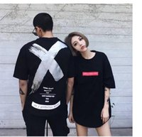 European and American street fashion brand men and women cou...