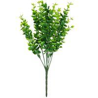 인공 회양목 (7 팩), 인공 농가 녹지 회양목 가짜 식물과 녹지 스프링스의 경우 농가, 홈, G 줄기