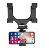 Araç telefonu tutuş Araç Aksesuarları Üst Kalite arabada cep telefonu tutucu Esnek Telefon desteği toptan montaj