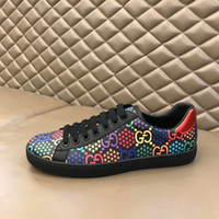 2020 Nuovo Lussemburgo Run Away Designer Shoes Monogram Arcobaleno multicolor sneakers più Gli Uomini causale Shoes Size 38-44 RD263