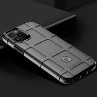 Matte TPU suave para o iPhone 11 pro X XS Max XR 7 8 6S além galáxia s10 S9 S8 além A70 caso A50 M30 M20 à prova de choque armadura resistente Escudo