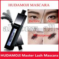 Hot de haute qualité HUDAMOJI Cruling long imperméable Facile à Lasting Prenez Mascara Lash Maître avec l'expédition dhl