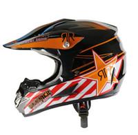 Motosiklet kask erkek moto Motocross Kask ATV Moto Çapraz kaya Off-road Motosiklet Kask 30 tasarım KKA6737