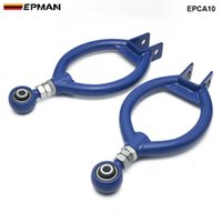 EPMAN  - ニサン240SX S13 1989  -  1994(色は青)EPCA10のためのリアアッパーキャンバーコントロールアーム