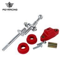 PQY  -  6スピード鋼とポリ短い投げシフター85Aブッシュキット04+ SUBARU WRX STI PQY-SFT01-06 + SSB02