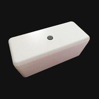 Hogar portátil UVC Caja de desinfección UVC Esterilización Rectángulos Máquina UVC caja del esterilizador