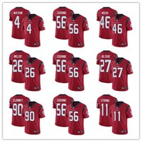 New Arrival. Houston Mens Texans jersey  4 Deshaun Watson 10 DeAndre Hopkins  99 JJ Watt ... 854028673