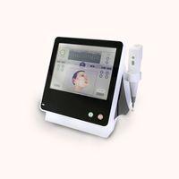 2020 Nueva tendencia 3D HIFU dispositivo de rejuvenecimiento de la piel HIFU 12 líneas de la cara cuerpo HIFU theatment máquina para la aprobación del CE
