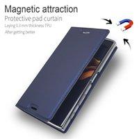 Кожаный флип бумажник чехол для Sony Xperia XZ3 XZ1 xz2 Z5 Compact X XZ Премиум XA XA1 Plus XA2 L2 L1 Ультра Магнитная подставка Крышка
