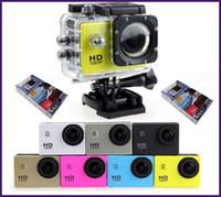 10 قطع sj4000 1080 وعاء كامل hd عمل الرياضة كاميرا رقمية 2 بوصة وشاشة تحت ماء 30 متر dv تسجيل مصغرة التزلج دراجة صور فيديو كام
