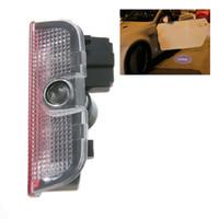 2ST Auto-Tür-Willkommens-Licht für VW-Auto-LED-Projektor-Laser-Logo-Tür-Licht für Volkswagen