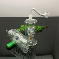 Classic silent filter glass windmill cigarette kettle Wholes...