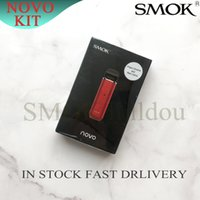 Smok Novo Pod Kit Prisma Chrom Cobra Edition 450mAh 10-16W Leistung 2ml Pods Vape Kits Original Smok Vape