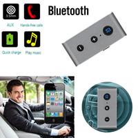 Wireless Bluetooth 3. 5mm AUX Audio Stereo Music Home Car Rec...