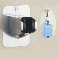New Halterung von Dusch, nicht perforiert Sticking, einstellbar Duschkopf Düse befestigt Duschbasis 6035 in Bad