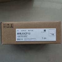1 PC original Original Panasonic AC servo motor MHMJ042P1U novo na caixa