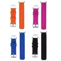 Kids Replacement Soft Silicone Wrist Band Watch Strap For Q9...