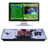 Pandora Box 7s Arcade Game Console Controller Kit Set Double...