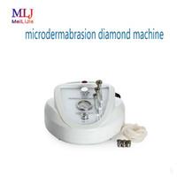 2019 Portabel microdermabrasion diamant hydrafacial rf ansikte rengöring hudskalning skönhet maskin för hem och salong