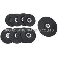 4-дюймовые диски лоскута стеклопластика