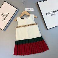 Baby Girl Dresses Sweet And Fresh Summer Children' s Gar...