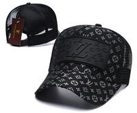 Diseño de gorras de verano marca gorra Bordado Sombreros de lujo para  hombres panel snapback gorra 43743d4c341