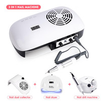 3 IN 1 Multifunctional Manicure Machine UV Lamp For Nail Dry...
