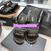 high end women girls sneaker sandal patchwork checkered lett...