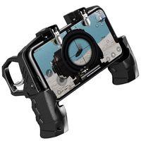 K21 버튼 트리거 장비 PUBG 모바일 조이스틱 게임 패드 모바일 게임 컨트롤러를 들어 아이폰 화웨이 샤오 미 핸드폰 게임