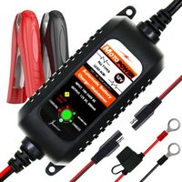 MOTOPOWER MP00205A 12V 800mA Fully Automatic Battery Charger...