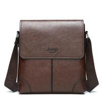 Famoso Designer Laptop Bag Homens Pasta ocasional de negócio Mens Messenger Bags Vintage Mens Crossbody Bag Bolsas Masculino # RND3
