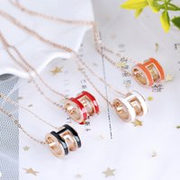 Classic Designer Jewelry Woman Necklace High Quality Plating...