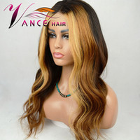 vancehair 13x4 Lace Front Human Hair Wigs 150% density With ...