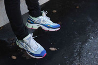 Super handsome shoes Unisex Raf Simons X Consortium Ozweego ...