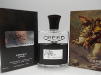 New Credo Aventus Männer Parfüm mit 4fl.oz / 120ml guter Qualität hohen Duft capactity Parfum für Männer geben Verschiffen