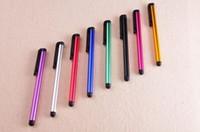 ساخنة شاشة بالسعة القلم القلم لمس القلم للهواتف المحمولة الهاتف اللوحي