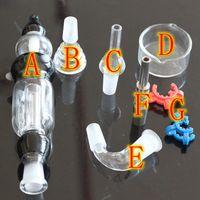 Nektar Collector Kit für das Rauchen von Nectar Bong Wasserpfeife Titan Nagel Wasserpfeife Full Set Produkte in Box Wasserpfeifen Shisha