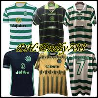20 21 McGregor Griffiths Soccer Jerseys Celtic Sinclair Forrest Brown Rogic Christie Retro 1995 1997 1999 Jerson Soccer Jerseys Brattbakkkkkkk