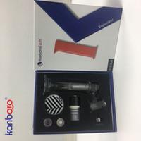 Tanque de bobina dupla blister embalagem design portátil clearomizer kanborotech 510 kit de unhas com qualidade hign personalizado OEM Ehookah eshisha ..