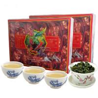 حار مبيعات 250G الصينية الصيني الاسود عضوي الشاي تايوان الجبال العالية ربيع جديد الشاي الصيني الاسود Tikuanyin الشاي الأخضر للأغذية المعبأة