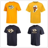Nashville Predators Mens T Shirt fans Tops Tee Fashion Hip h...