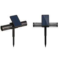 Solar UV Lights LED Lawn Light Водонепроницаемый Солнечный двор Сандер Anti Crafecto Pest Bug Zapper Killer Toarking Светодиодная лампа IP65