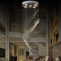 DHL 2020 Kraliyet kristal oda yatak odalı otel Lobi restoran koridoru yaşamak için GU10 5 ışıkları ile eski avize Avrupa tarzı loft