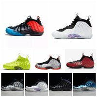 2020 New Hardaway Foams Eine Alternative Galaxy Chrome Weiße Männer Basketballschuhe pro Armee Camo Metallic Gold Knicks Mensentwerfer Turnschuhe