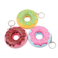 Squishy 8cm Kawaii Soft Keychain Squishy Donut Slow Rebound ...