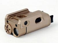 SF XC1 전술 빛 권총 미니 사냥 LED 손전등 장난감 총 Weapen 조명 Tac Lanterna 샷 G17 G18 G19