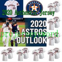 2020 New Season Jose Altuve Jersey Carlos Correa Alex Bregman George Springer Yuli Gurriel Zack Greinke Justin Verlander Yordan Alvarez