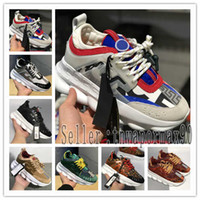 Top Quality Chain Reaction Luxury Designer Shoes Mens Womens...